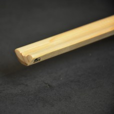 Плінтус сосна 25*25*2200-2500 мм вищий гатунок