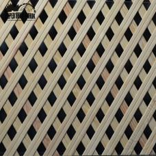 Декоративна решітка 1000*2000 мм (35 мм)
