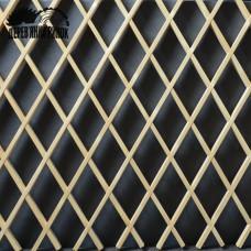 Декоративна решітка 1000*2000 мм (70 мм)