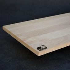 Щит меблевий Бук 40*1000*1000 мм вищий гатунок