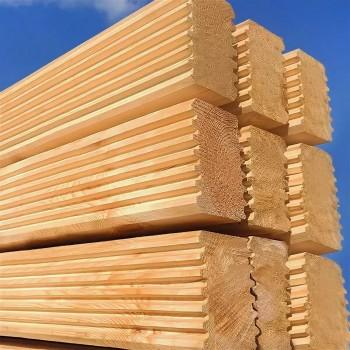 Переваги брусових будинків і види бруса, які можуть використовуватися при будівництві