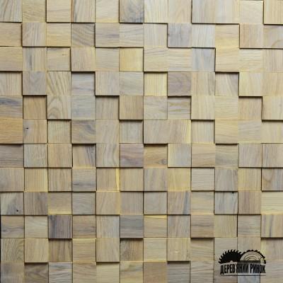 Дерев'яна мозаїка Tessera Дуб White